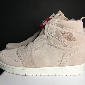 Nike Women's Air Jordan 1 High Zip- NWT